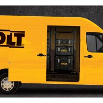Dewalt DWST1-81042 ToughSystem Low Van Racking System