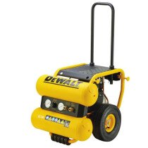 DeWalt DPC16PS 16L 2.5Hp Twin Outlet Wheeled Compressor