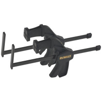 DeWalt DWS5026-XJ Pair of quick clamps for guide rails
