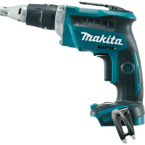"""Makita DFS452Z Body Only 18v Brushless Screwdriver with """"Push Drive"""" Function"""