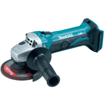 Makita DGA452Z 115MM 18V Body Only Cordless Angle Grinder (Replaces BGA452Z)