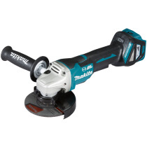 Makita DGA517Z Body Only 18v 125mm Brushless Angle Grinder (Replaces DGA508)