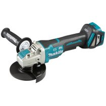 """Makita DGA519Z Body Only 18v 125mm Brushless Angle Grinder with """"X LOCK"""""""