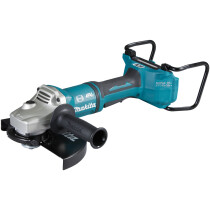 "Makita Body Only DGA901ZUX2 Twin 18v 230mm (9"") Brushless Angle Grinder"