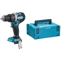Makita DHP484ZJ Body Only 18V Brushless Combi Drill with Makpac Case