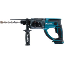 Makita DHR202Z 18V SDS+ Li-Ion Cordless Rotary Hammer (Body Only) Replaces BHR202Z