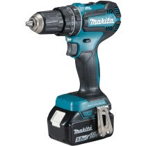Makita DHP485RTJ 18v Brushless Combi Drill with 2 x 5Ah BAtteries