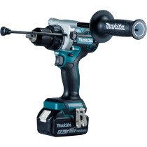 Makita DHP486RTJ 18V Brushless Combi Drill with 2x 5.0Ah Batteries in Case