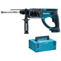 Makita DHR202ZJ Body Only 18V SDS+ Hammer with Makpac Case