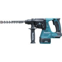 Makita DHR242Z Body Only 18V Brushless 24mm SDS 3-Function Hammer