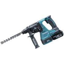 Makita DHR243RMJ 18v Li-ion SDS+ 3 Function Hammer Drill with Quick Change Chucks & Makpac stacking case
