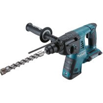 Makita DHR263ZJ Body Only Twin 18V SDS Hammer in Makpac  Case