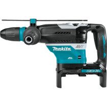 Makita DHR400ZKU Body Only 18Vx2 Brushless Rotary Demolition Hammer 40mm LXT in Carry Case