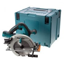 Makita DHS710ZJ Body Only Twin 18V Circular Saw in Makpac Stacking Case