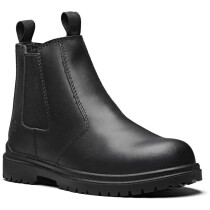 Dickies FA23345A Contract Safety Dealer Boots - Available in Black or Brown