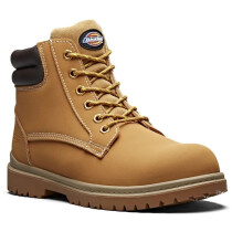 Dickies FA9001A Donegal II Safety Boots - Honey - Available in Sizes 3-12