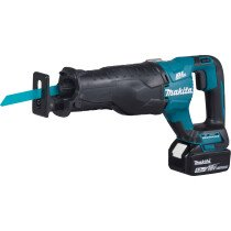 Makita DJR187RTE 18V Reciprocating Saw with 2x 5.0Ah Batteries in Carry Case