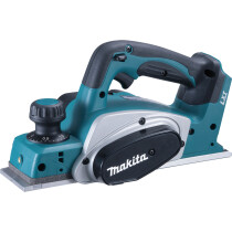 Makita DKP180Z Body Only 18V Li-ion Cordless Planer