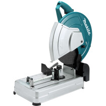 Makita Body Only DLW140Z Twin 18v (36v) 355mm Brushless Cut Of Saw