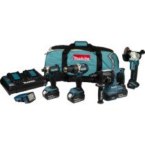 Makita DLX5042PT 18V 5-Piece Brushless Combi Kit