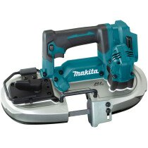 Makita DPB184Z Body Only 18v Portable Bandsaw