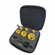 Dart DPHK8 Electricians 8 Piece Holesaw Kit