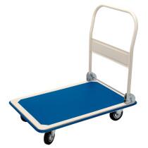 Draper 04692 FRT300 300kg Platform Trolley with Folding Handle   900 x 600 x 850mm