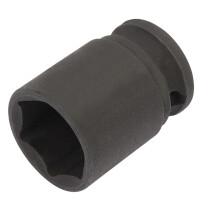 "Draper 06877 409-MMC Expert 17mm 3/8"" Square Drive Hi Torq 6 Point Impact Socket"