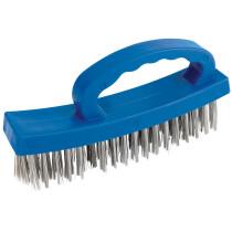 Draper 31077 WB-PH3 160mm D Handle Wire Brush
