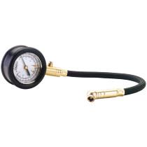 Draper 69924 TPG100A Tyre Pressure Gauge with Flexible Hose
