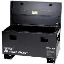 Draper 05543 DBB915/B Black Box (Contractors Storage Box) 900 X 425 X 330mm (Approx. ...