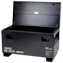 Draper 05544 DBB1220/B Black Box (Contractors Storage Box) 1210 X 605 X 470mm (Approx...
