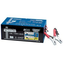 Draper 07266 BC2213D Expert 6/12/24V Battery Charger with Desulphation Facility
