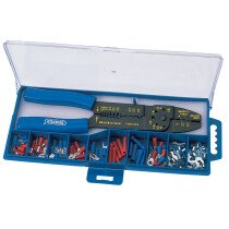 Draper 13658 CT-K 5 Way Crimping Tool and Terminal Kit