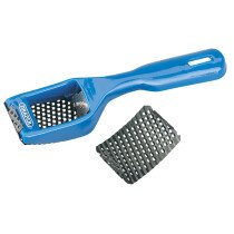 Draper 13855 2111 65mm X 40mm Curved Blade Multirasp Shaver