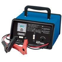 Draper 20486 BCD5 12V 4.2A Battery Charger
