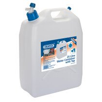 Draper 23247 PWB25 25L Water Container with Tap