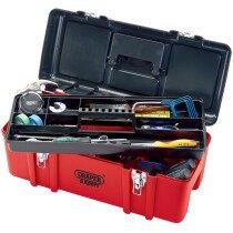 Draper 27732 TB580 Expert 30 L Tool Box With Tote Tray