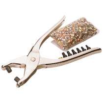 Draper 31096 HP 210mm Interchangeable Hole Punch And Eyelet Pliers