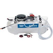 Draper 34676 SS60L Expert 60L 12V DC ATV Spot/ Broadcast Sprayer