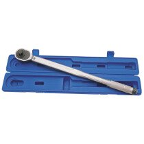 """Draper 34964 3005A 3/4"""" Square Drive 65 450 Nm Or 51.6   291 Lb Ft Ratchet Torque Wrench"""