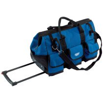 Draper 40754 TBW Expert 58 L Mobile Tool Bag With Wheels 550 X 300 X 350mm