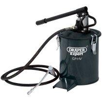 Draper 43960 GP-HV Expert High Volume Hand Grease Pump