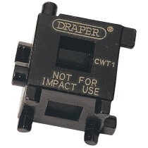 "Draper 52334 CWT1 3/8"" Square Drive Brake Caliper Wind Back Cube"
