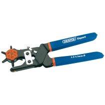 Draper 63637 RP6 Expert Revolving Punch Plier 2.0   4.5mm