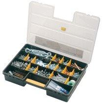 Draper 73508 QC26 5 to 26 Compartment Plastic Organiser