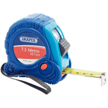 Draper 75300 EMTG 7.5 M/25ft X 25mm Measuring Tape