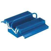 Draper 86673 TB404B 11 L Two Tray Cantilever Tool Box