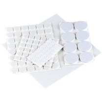 Draper 87375 ADS 125 Piece Protective Pad Set