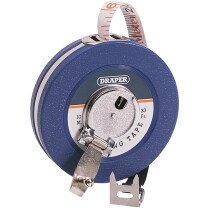 Draper 88213 STFG Expert 10 M/33ft Fibreglass Measuring Tape